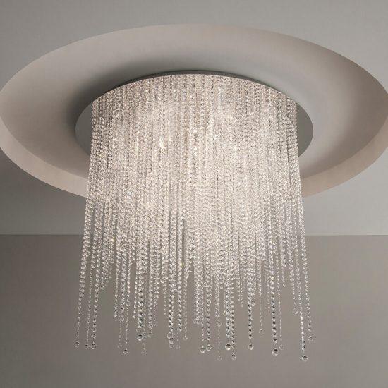 ilfari plafondlamp ice fall