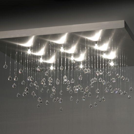 Ilfari plafondlamp sprankling disk
