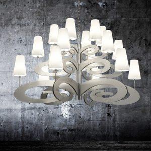 Ilfari hanglamp Lazy Sundag H18H