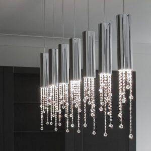 Ilfari hanglamp Sexy Crystals H7