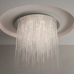 Ilfari plafondlamp Ice Fall C14